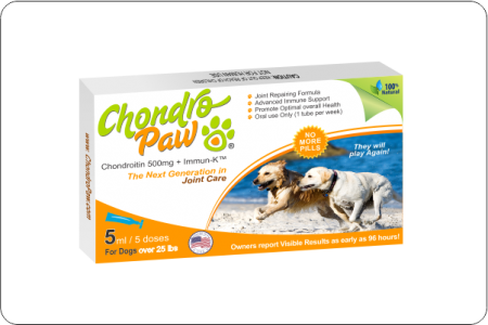 Chondropaw for Dogs Over 25lbs 5x5ml