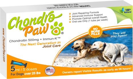Chondropaw for Dogs big dogs