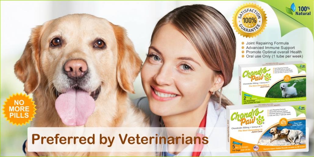 Preferred by Veterinarians